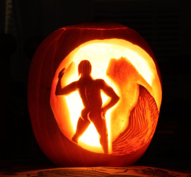 A Pumpkin Homage To The Exile Page 5 Diana Pumpkins