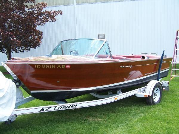 1968 Century Resorter Coeur d'Alene Boats Pinterest