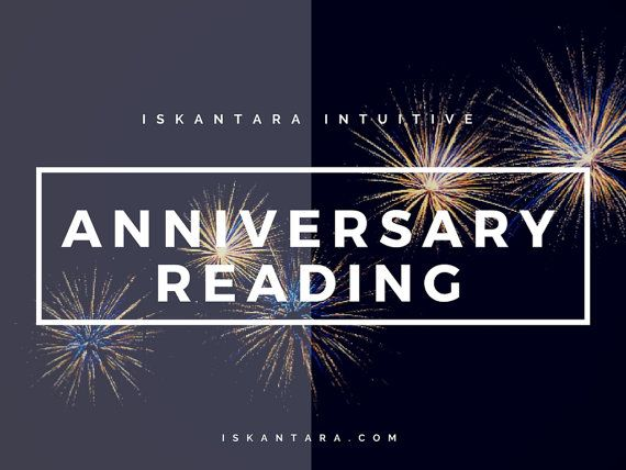 Special anniversary reading - spirit guides and akashic records reading
