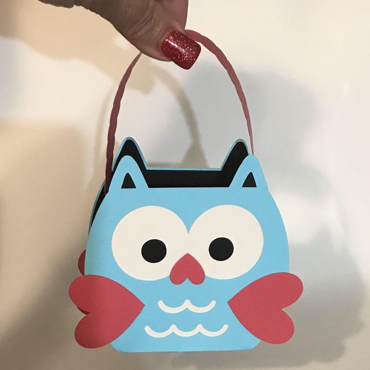 A personal favorite from my Etsy shop https://www.etsy.com/listing/583375171/owl-treat-bag-owl-favor-boxes-party