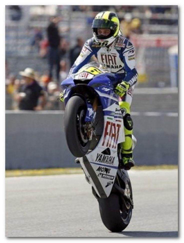 Valentino Rossi Moto GP HD Wallpapers