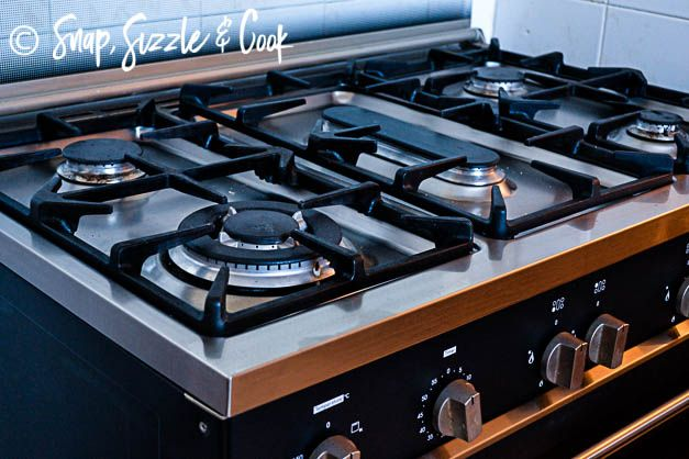 My Gas Cooker