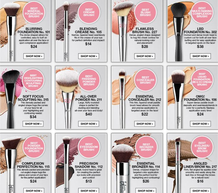 12 must have brushes from Ulta. Diy makeup brush, Diy