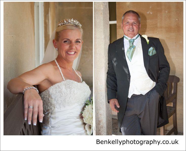 Bride & Groom - Sutton Wedding