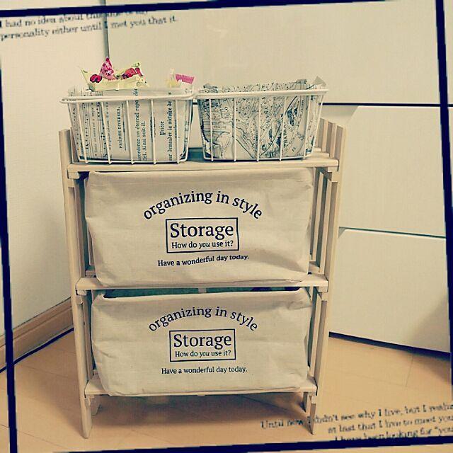 Джутовые сумки/поделки/музыка/новости/бумажные Конфеты для хранения/конфеты коробки хранения...и т. д. в интерьере иллюстрация - 2016-01-29 13:09:04   RoomClip(игровой клип)