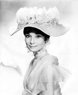 "Vintage Glamour Girls: Audrey Hepburn in "" My Fair Lady """