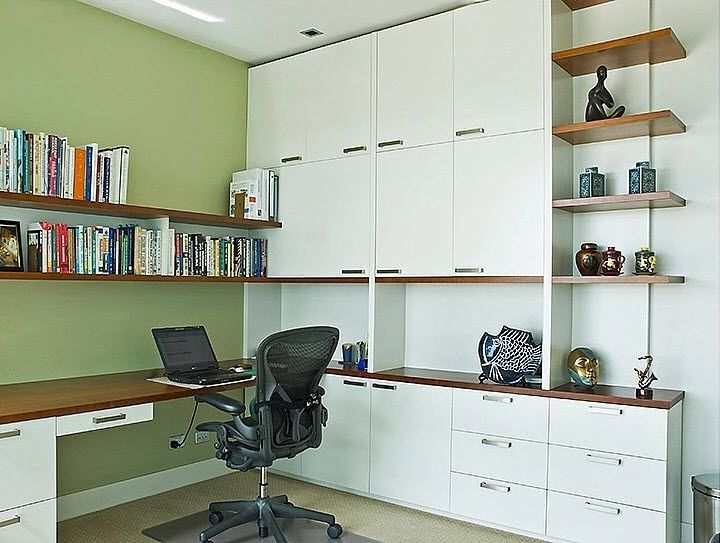 rowe home office wall unit, wall units | study nook and storage