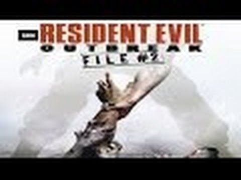 Resident Evil Outbreak File 2# VERY HARD #10