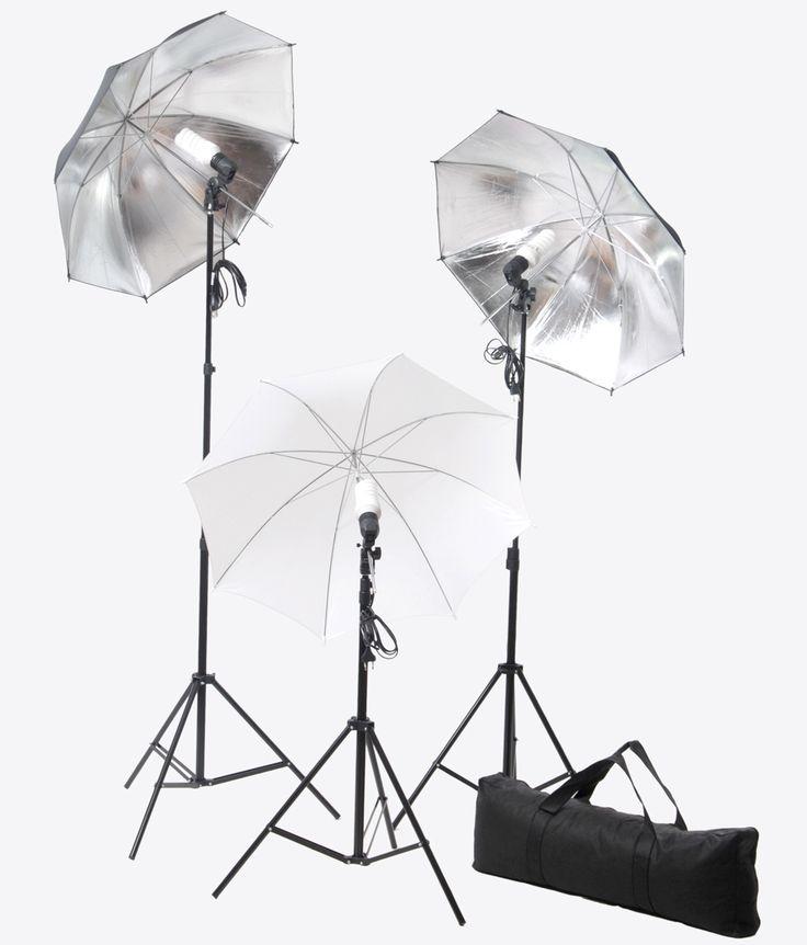 Profi studio, světlo pro digitální a analog. produkty a portrétní foto