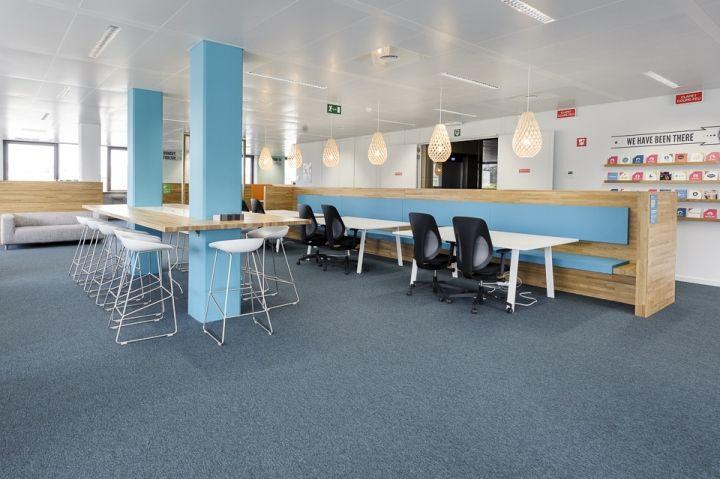 Nest office by Twodesigners, Mont Saint Guibert   Belgium office 2