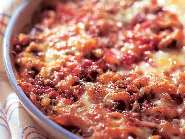 Punajuuri-perunalaatikko - Reseptit - Yhteishyvä