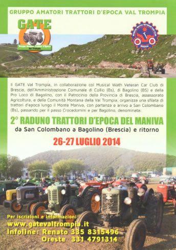 Raduno Trattori d'Epoca a Bagolino http://www.panesalamina.com/2014/27163-raduno-trattori-depoca-a-bagolino.html