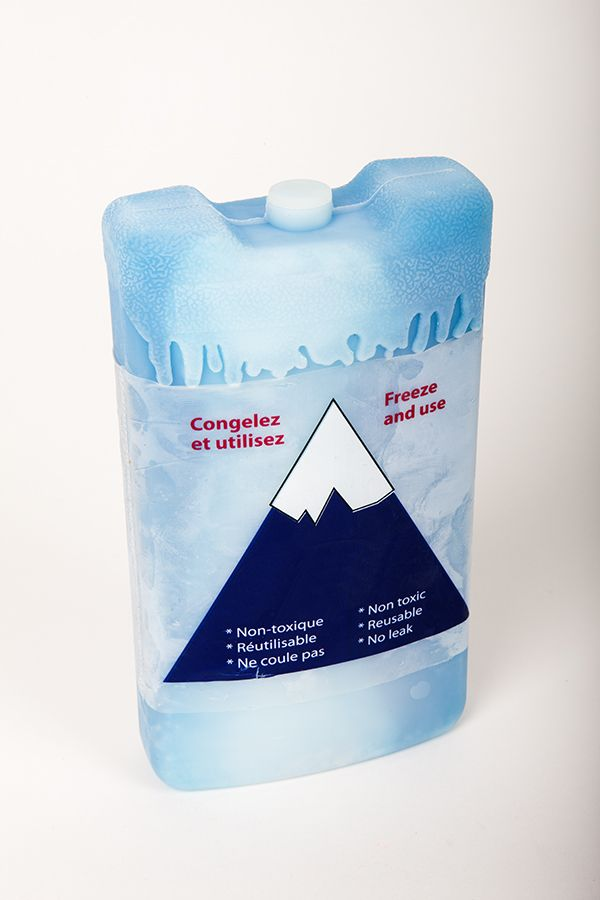 ICE PACK Carry-on: Yes (<100ml; some exceptions apply, see www.catsa.gc.ca) Checked: Yes