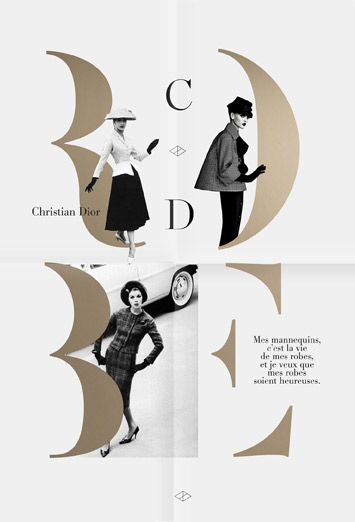 Les Graphiquants for Dior