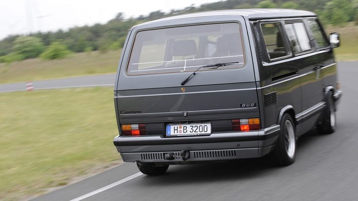 Трехдневный тест VW Multivan T6