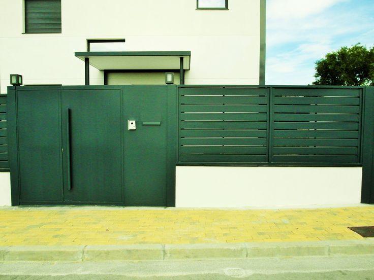 M s de 1000 im genes sobre cerramientos en pinterest - Cerramientos de casas ...