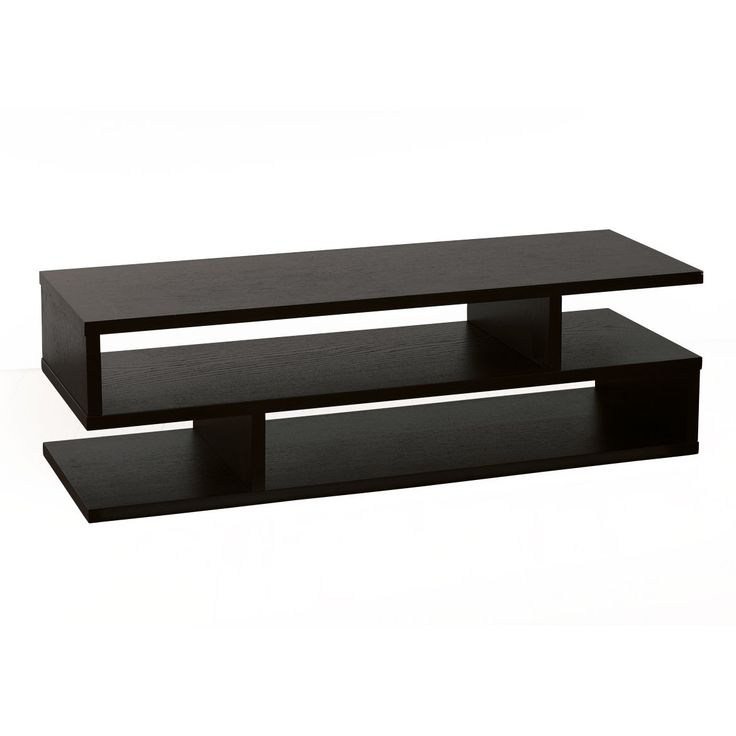 Black Balance Coffee Table