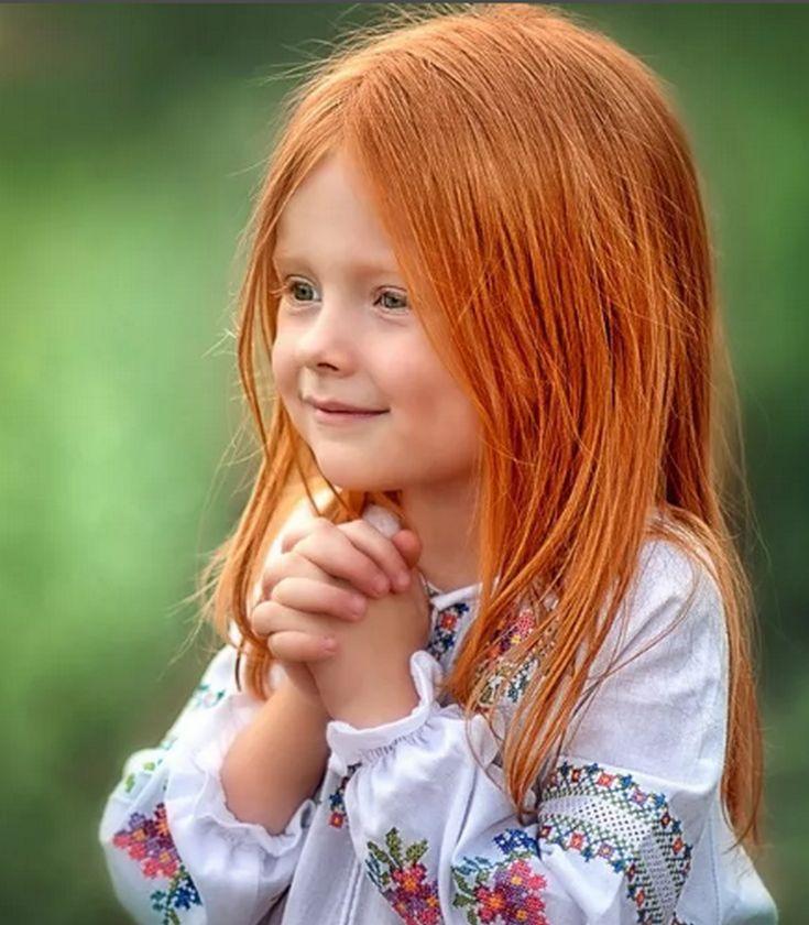 Картинки рыжеволосая девочка