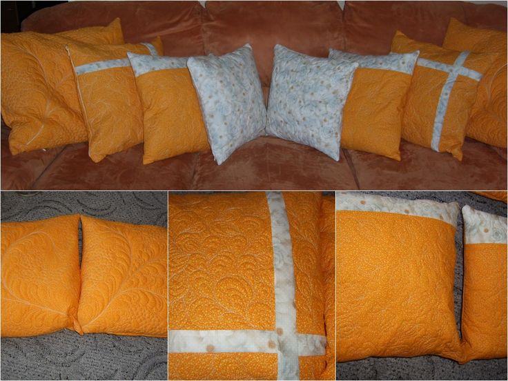polštáře patchwork pillow patchwork