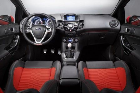 Ford Fiesta 2012 interior Ford Fiesta 2012 Preço