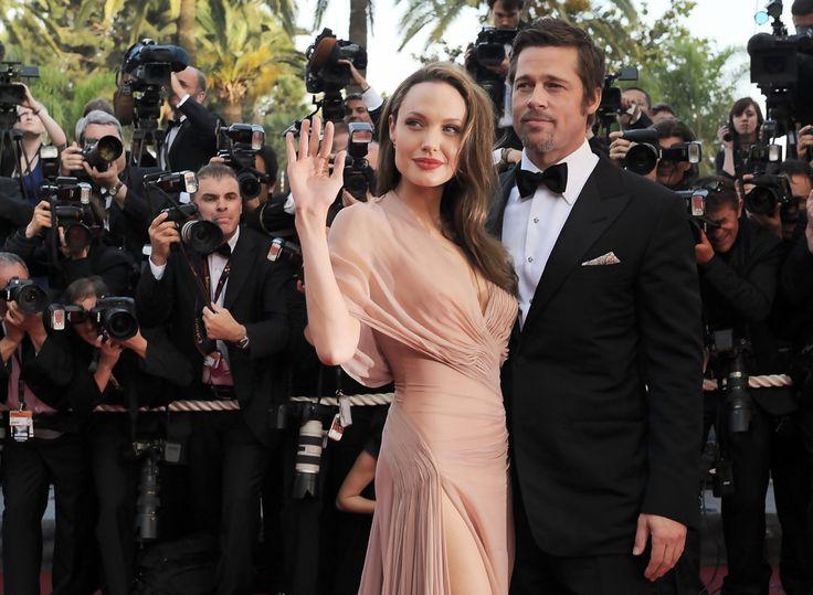 Angelina Jolie - An Inglourious premiere