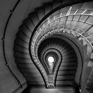 Black and white photography by Lance....love the structure!
