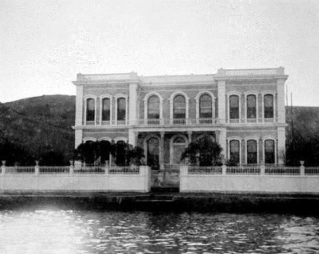 Kalender Kasrı, 1887, Yeniköy