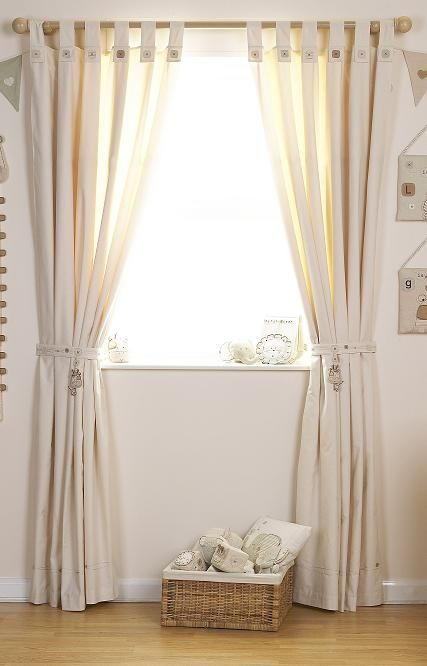 Baby Bedding Boutique » Blog Archive » Nursery Curtains