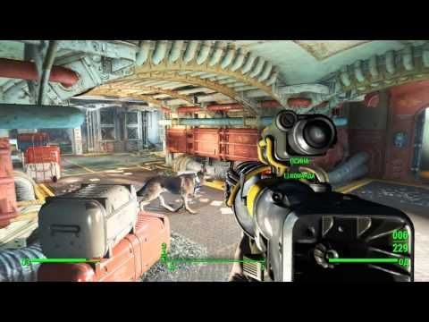 fallout 4 убежище 75