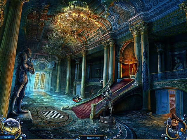 Screenshot of Royal Detective: The Lord of Statues Collector's Edition