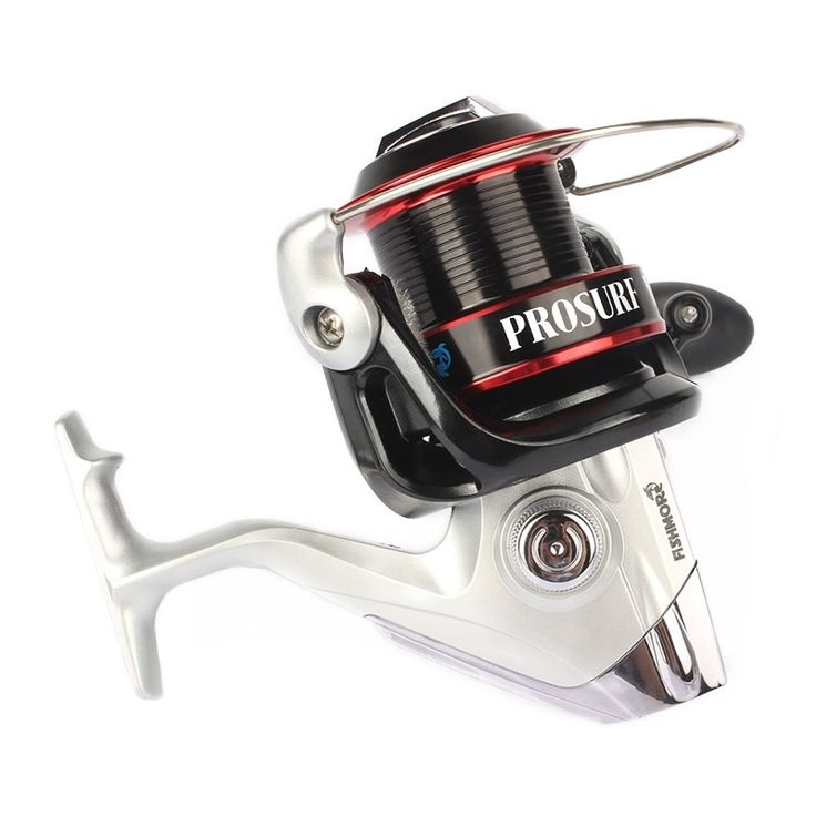 105.32$  Buy now - http://alil48.worldwells.pw/go.php?t=32718831156 - 10BB Trolling Fishing Reel 4.7:1 Saltwater Spinning Reels with 6500 8000 Series Aluminum Spare Spool Coil Carretes