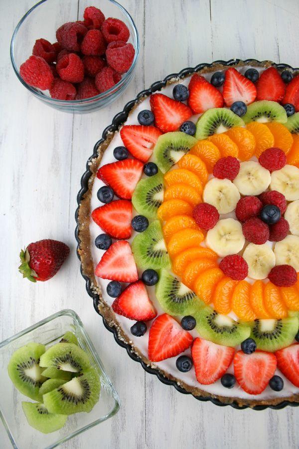 low sugar fruits healthy fruit tarts
