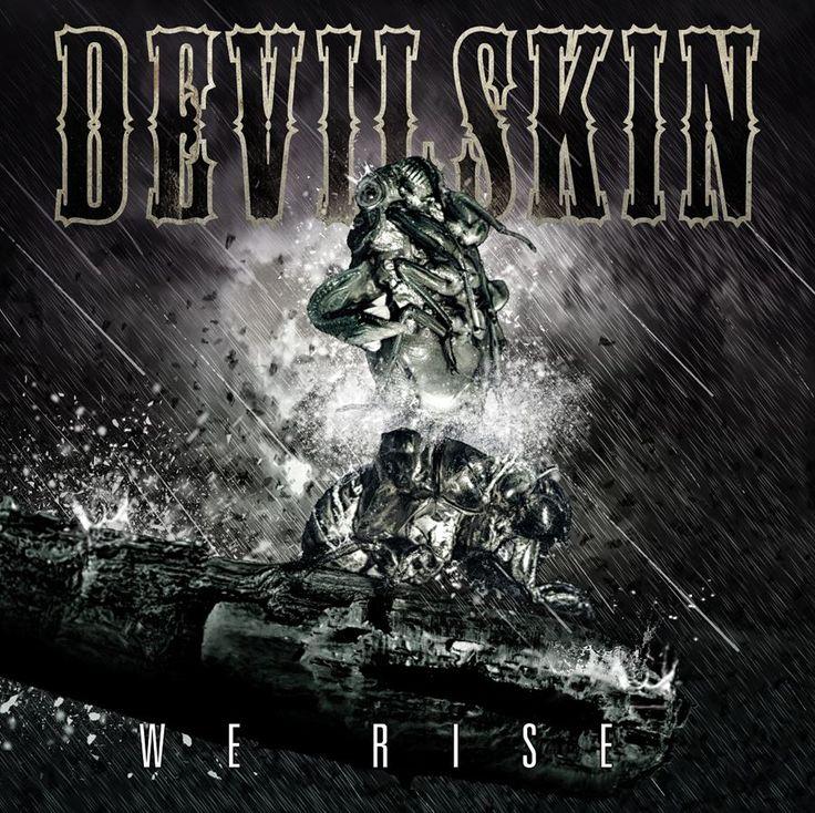 Devilskin We Rise Design Idea