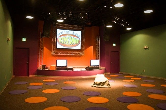 1000+ ideas about Kids Church Rooms on Pinterest ...
