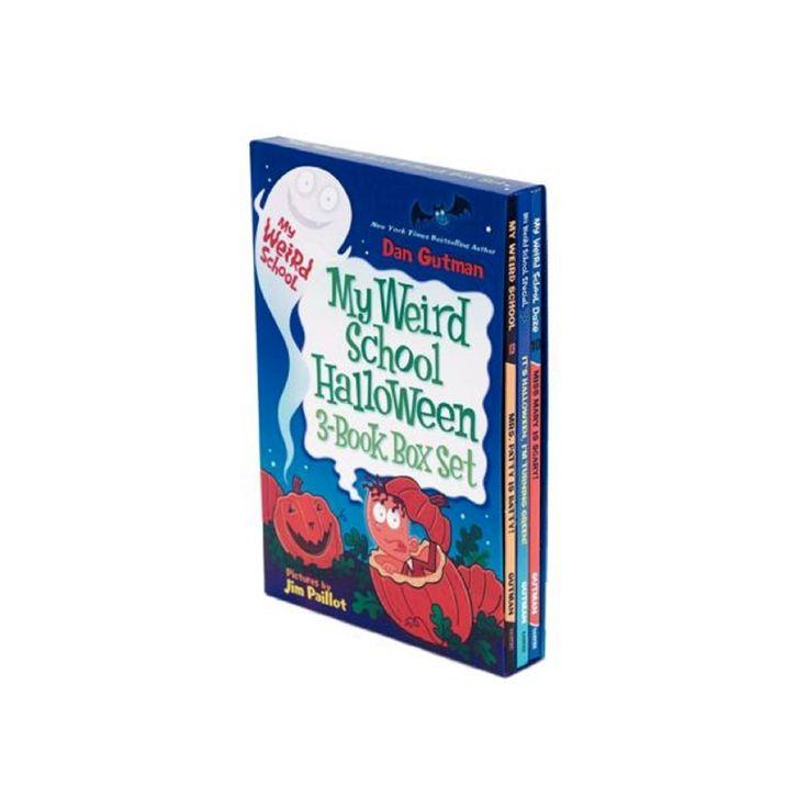 My Weird School Halloween Box Set : It's Halloween, I'm Turning Green! / Mrs. Patty Is Batty / Miss Mary
