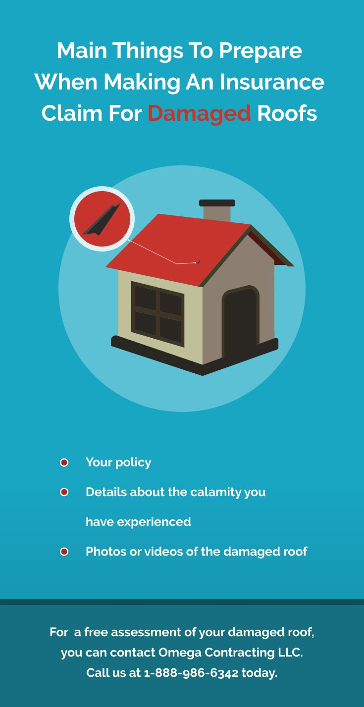 Main things to prepare when making an insurance claim for