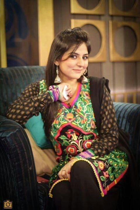 Sanam Baloch Pictures In Party Wear Dresses Party