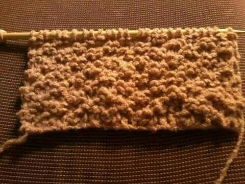 Tejiendo y tejiendo... // Knitting and knitting #tricot #knitting #punto
