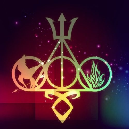 Harry Potter!  Percy Jackson! The Hunger Games!  Divergent! The Mortal Instruments!