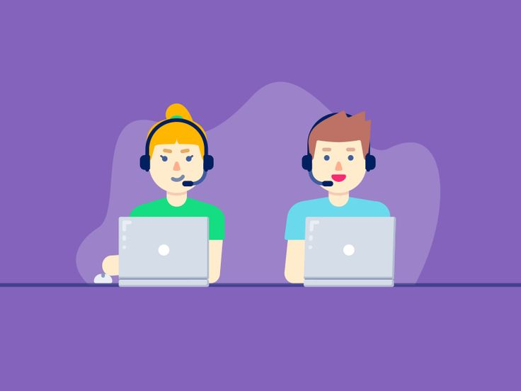 We made a quick live chat illustration on Dribbble.