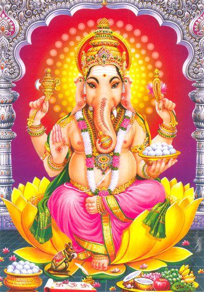 Sri Ganesh Images