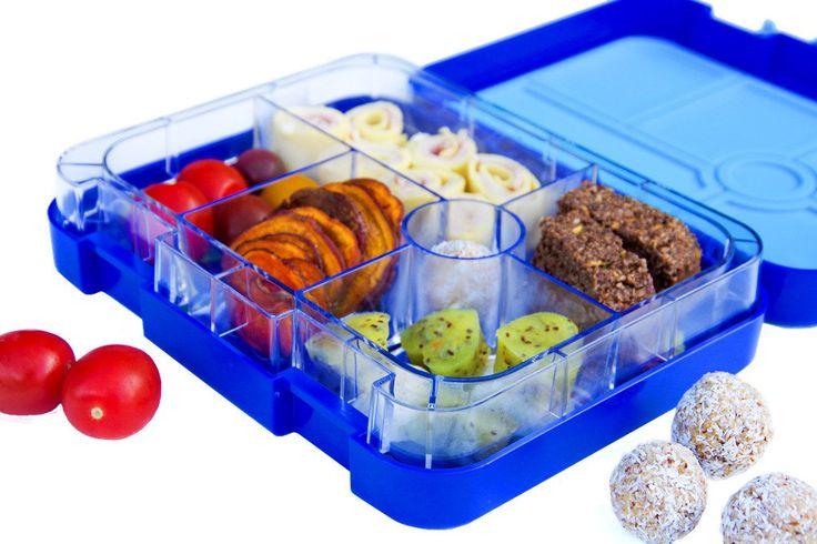 Bento Lunch Box - Pacific Blue - Kiwi Box