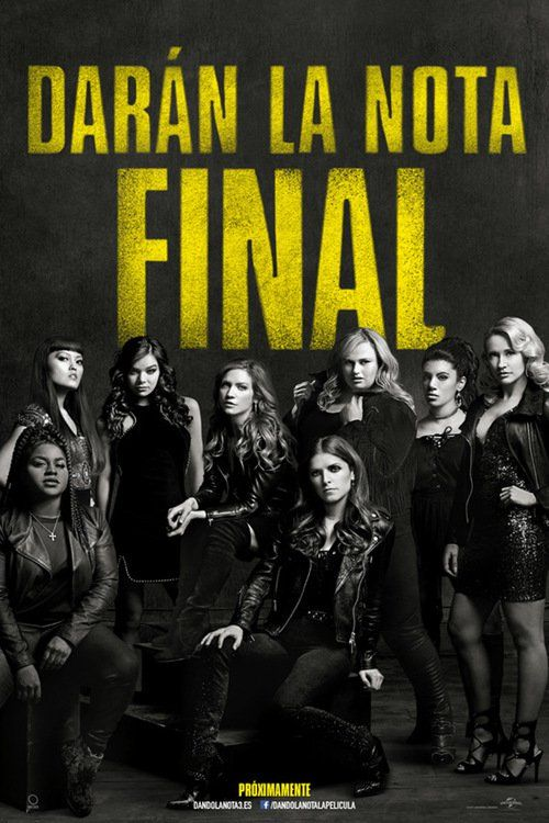 Pitch Perfect 3 【 FuII • Movie • Streaming