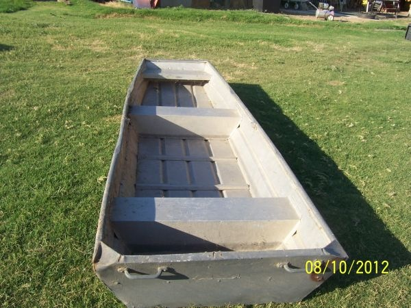 Aluminum Flat Bottom Boat For Sale - WoodWorking Projects & Plans