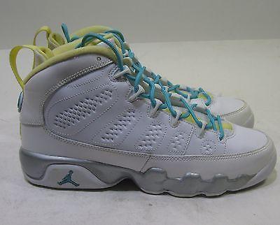 new Nike Air Jordan 9 Retro (GS) (302359-105) Size.