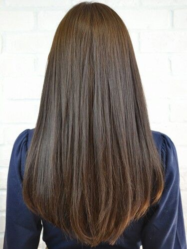 style straight hair best 20 haircuts ideas on 5718 | 075059fbf8dc0e505214375411296e9d straight hair long hair