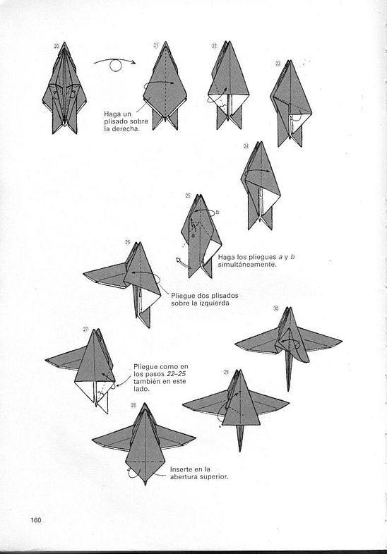 kunihiko kasahara y Toshie Takahama (Papiroflexia) - Origami para expertos 159_page159