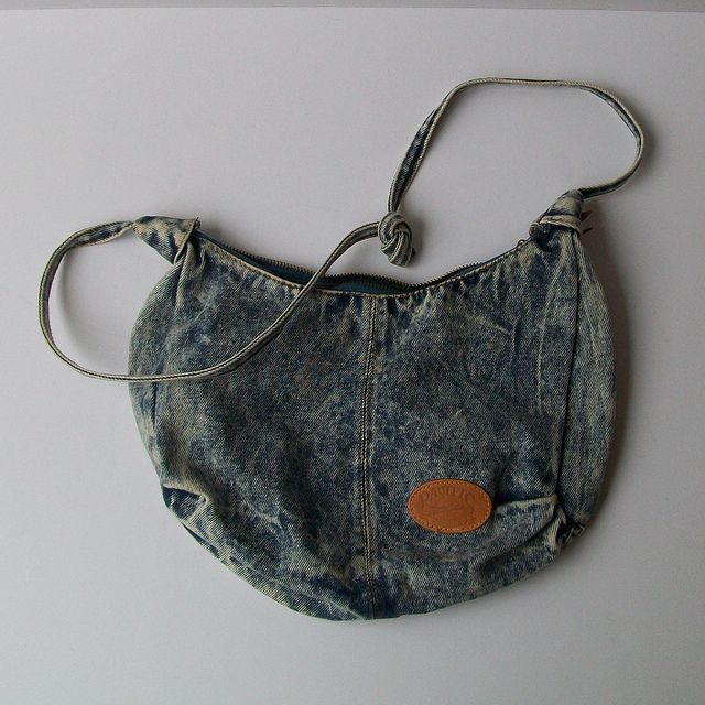 denim purses - had one
