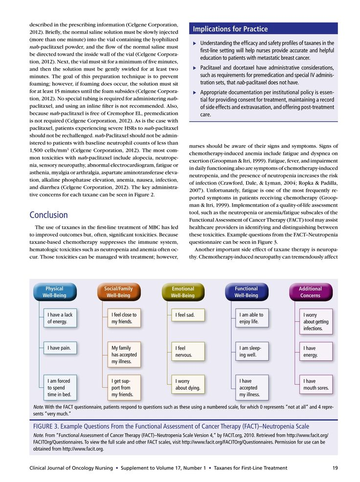 Clinical Journal of Oncology Nursing February 2013