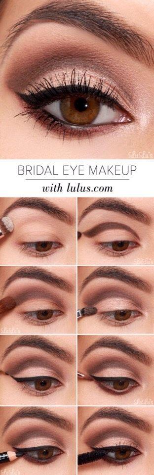 Best Makeup Eyes Tutorial